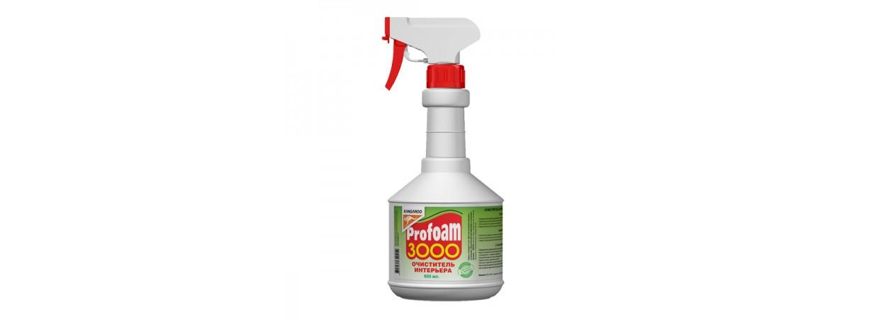 Очиститель интерьера Kangaroo Profoam 3000