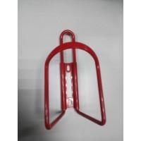 Флягодержатель алюминиевый красный HC 11