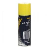 Масляная пропитка воздушных фильтров MANNOL